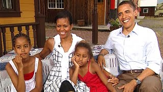 Obama Family Flashback: How Barack & Michelle Keep The Romance Alive