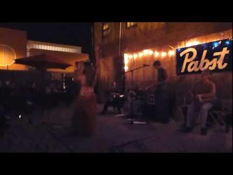 Amara dancing at The Remedy Diner