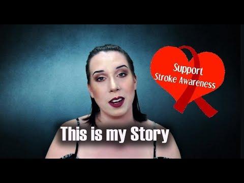 MY STROKE STORY || Understanding Stroke and Awareness | CloudGalMakeup