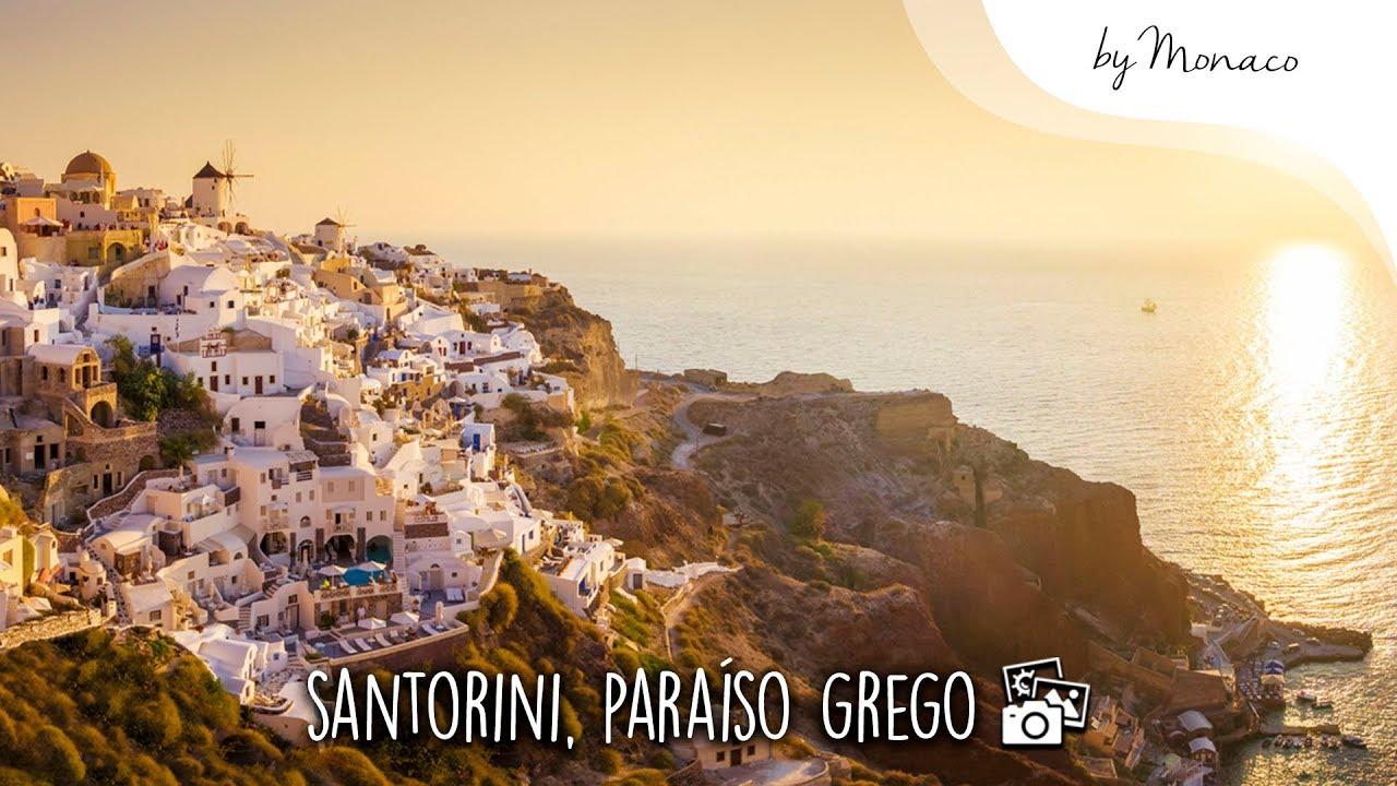 Louco por Viagens - Santorini (Grécia)