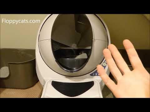 Best Self Cleaning Cat Litter Box: Litter-Robot III YouTube - Litter Robot Review - Floppycats