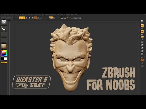 zbrush-tutorial-for-absolute-beginners