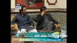 ARY TV - Nida Yasir visits The Esakhelvi House (lahore) 3/3