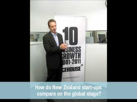 Rob Adams on how NZ start ups compare on the global stage