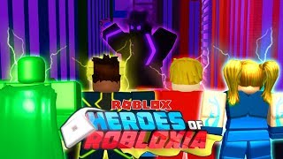 THE LAST BOSS AND A SURPRISE IN THE END | ROBLOX (Heroes of Robloxia)