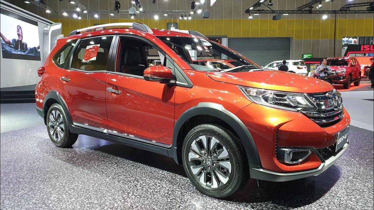 พาชม New Honda BR-V 2019 รุ่น SV ราคา 835,000 บาท - YouTube