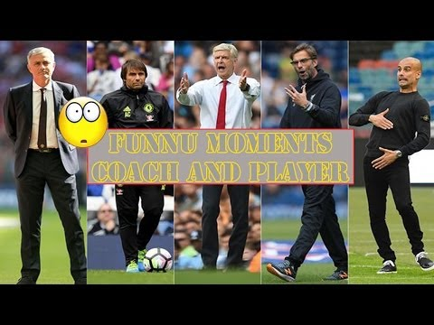 笑える   面白   面白いサッカーの瞬間2016、英語のプレミアリーグでおかしな瞬間