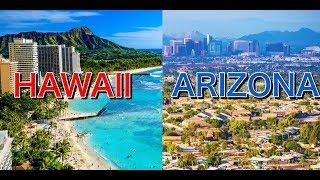 Living Hawaii or Live in Arizona?!?