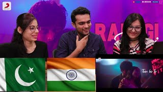 Rahogi Meri - Love Aaj Kal | Kartik Aaryan | Sara Ali | Pritam | Arijit Singh | PAKISTAN REACTION