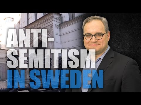 """""""There is no Jewish future in Sweden"""""""