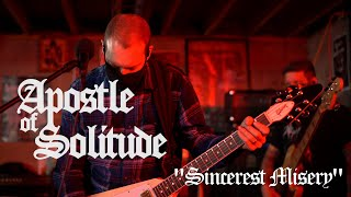 """Apostle of Solitude """"Sincerest Misery"""" Live 12.13.20"""