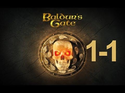 Baldur's Gate - День 1, часть 1