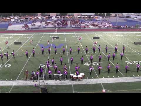09- Waukegan High School Marching Band- CMBF 2017 (50th Anniversary)