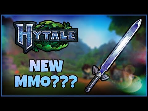 New Sandbox RPG 'Hytale' Could Be The Next Step In MMORPGs