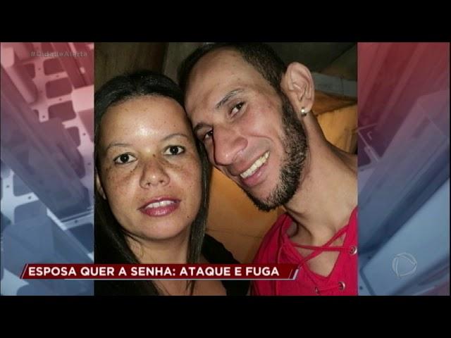 """""""Eu nasci de novo"""", diz mulher agredida com 23 golpes de faca pelo ex-marido"""