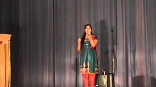 Nee Sigade BaLondu BaaLe KrishNa by Anusha at NEKK