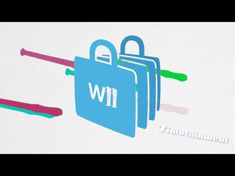 Wii Shop Channel Flute Cover