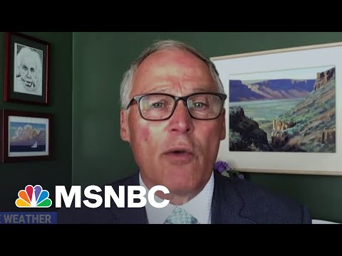 Washington State Gov. Inslee: We Have A Permanent Emergency