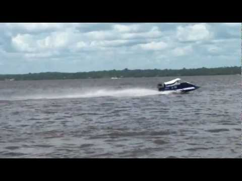BARTICA REGATTA- POWER BOAT RACING-GOLDEN BEACH- ESSEQUIBO-GUYANA
