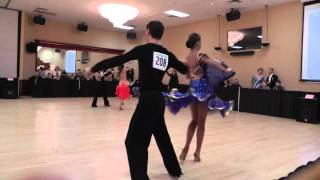 Spring Fling - Ballroom Dance Competition. March 17, 2013
