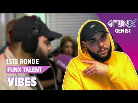 MARONE - DOLLARS | FUNX TALENT: VIBES | 1ste RONDE | JURY: Architrackz en Jayh