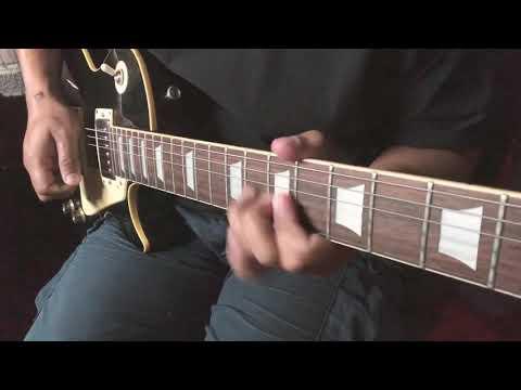 Doa (Rahimah Rahim) Guitar Solo Cover