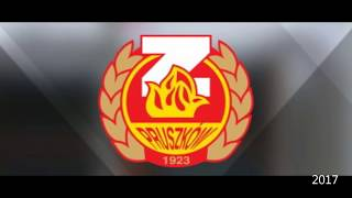 Skrót meczu Znicz Pruszków 2:1 GKS Bełchatów