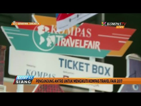 Ayo Serbu Tiket Pesawat Murah di Kompas Travel Fair!