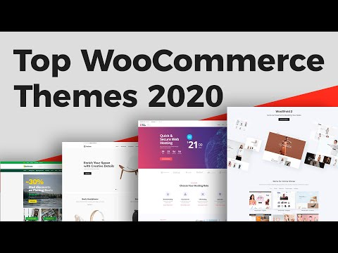 20 Best Free Woocommerce Themes 2020 Free Download Extensions Included