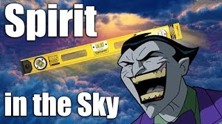 Spirit Levels, Planes and Bad Science