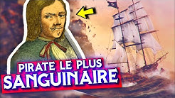 LE PIRATE LE PLUS SANGUINAIRE (François l'Olonnais)