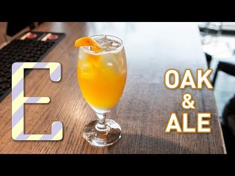 Коктейль Oak & Ale — рецепт Едим ТВ