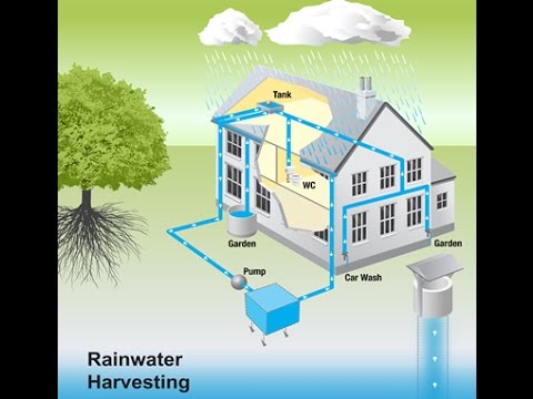 Rain Water Harvesting Systems Hindi Youtube