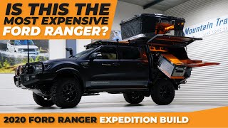 FORD RANGER WILDTRAK BUILD - MOST EXPENSIVE EVER?