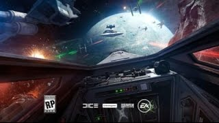 star wars battlefront rogue one scarif space battle