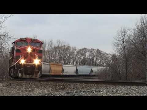 Ferromex #4653 West At The Belt Corridor/Root St. Wye. Gresham-Chicago, IL.