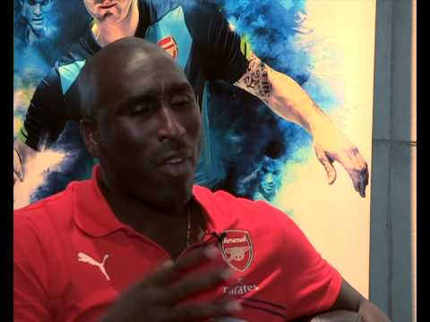 Sol Campbell interview, July 12, 2014