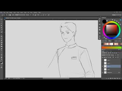 [Live vẽ] Sketch nhẹ nhàng buổi trưa