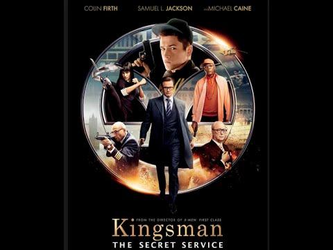 New Action movie 2015  Kingsman The Secret Service  Adventure  comedy
