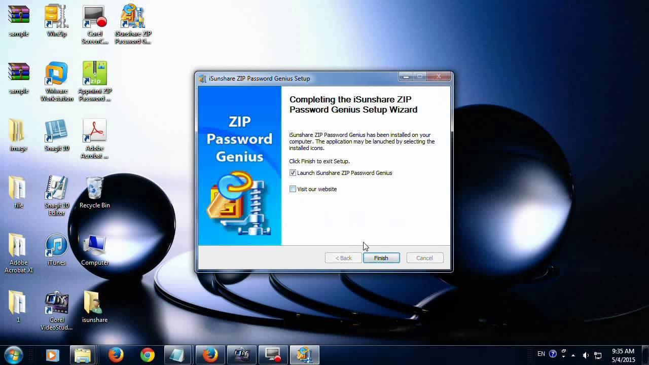winzip password unlocker free download