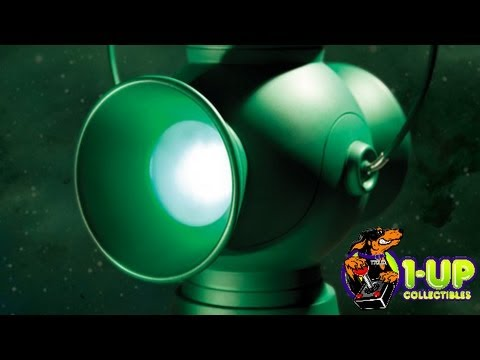 Dc Collectibles Green Lantern Power Battery Replica Youtube