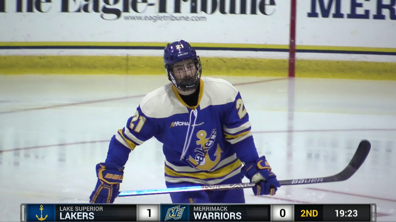 Men's Hockey: Lake Superior State holds on to 1-0 win