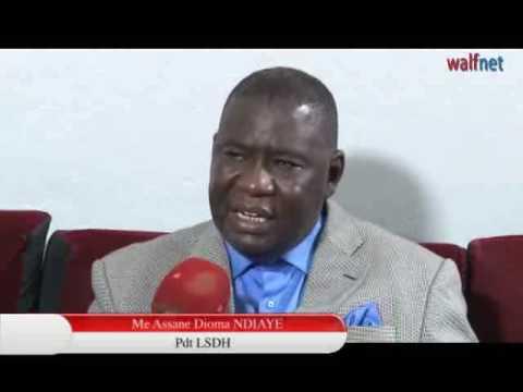 Affaire du carburant toxique : Me Assane Dioma NDIAYE saisit le Doyen des juges (Vidéo) - WALFTV