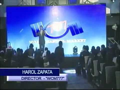 WCM777 Show on CNC. World Capital Market