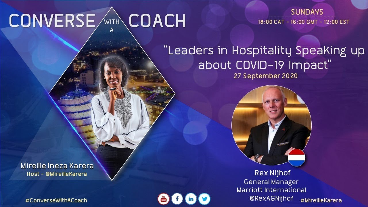 Leaders in Hospitality Speaking Up about COVID-19 Impact