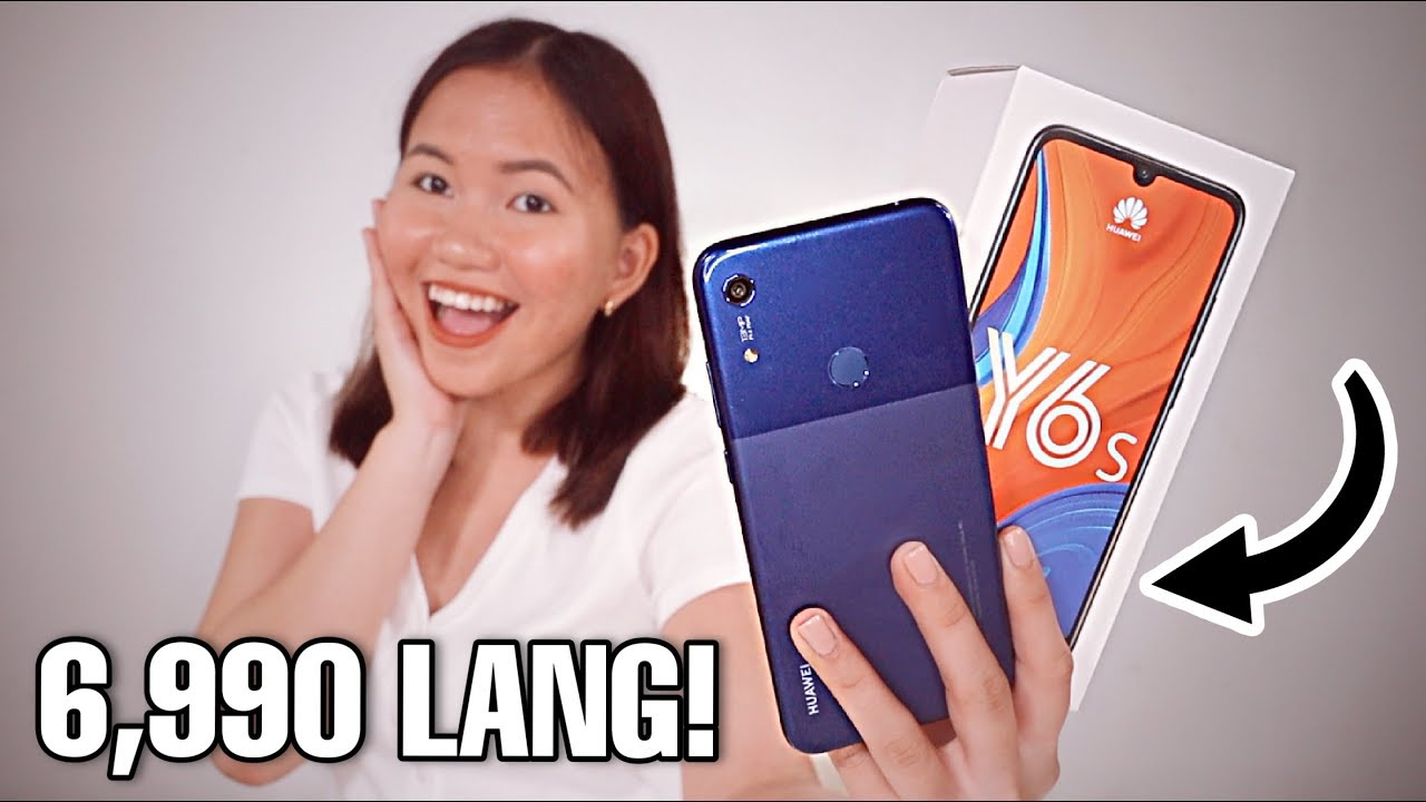 HUAWEI Y6s UNBOXING & REVIEW: BAGONG BUDGET PHONE!