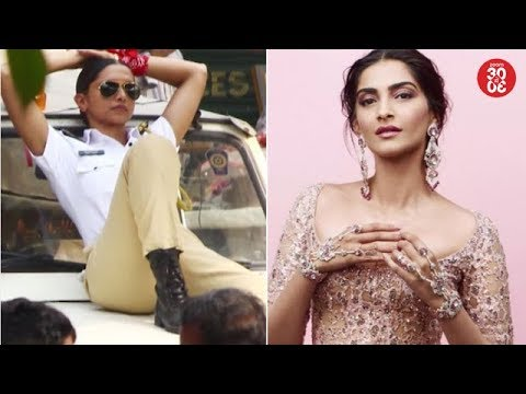 Deepika Padukone's Lady Cop Avatar Goes Viral | 'Veere Di Wedding' Delayed Due To Sonam Kapoor?
