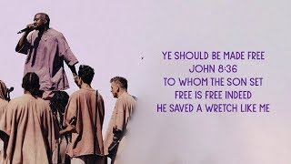 Download Kanye West - Selah (Lyrics) Mp3 and Videos