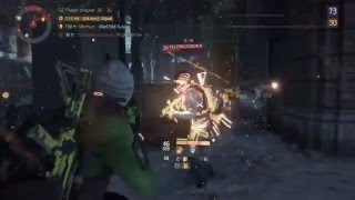 1 v 2, If your going to rogue don t be an ass, Tomnician, The Division