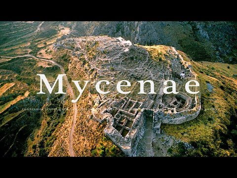 "Mythical Greece: Mycenae, the legendary Golden City ~ Οι ""πολύχρυσες"" Μυκήνες!"